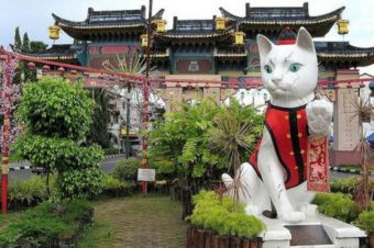 Kuching – Cat City