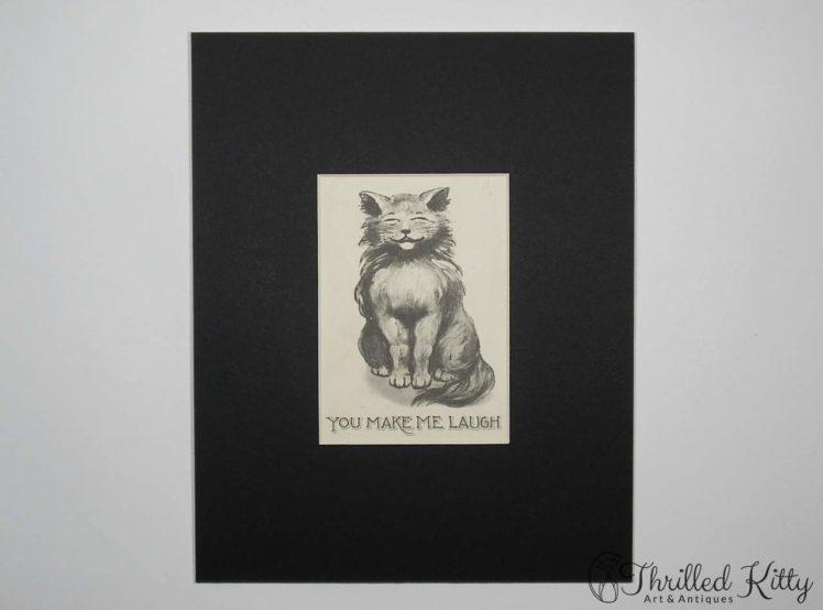 You Make Me Laugh-Postcard-1913-2