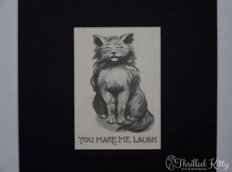 You Make Me Laugh-Postcard-1913-4