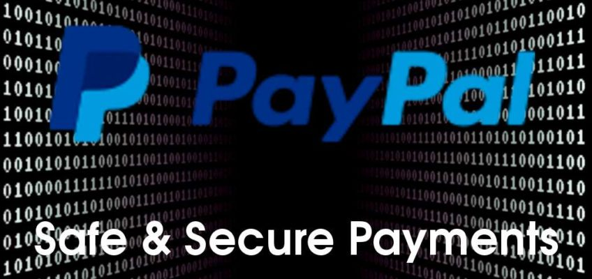 Safe & Secure Payments with PayPal