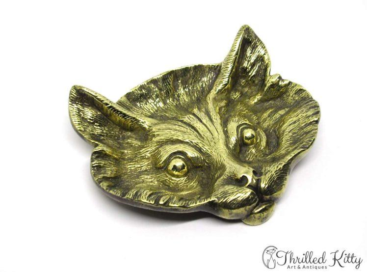 Temp-Figurative-Cat-Brass-Pin-Dish-1