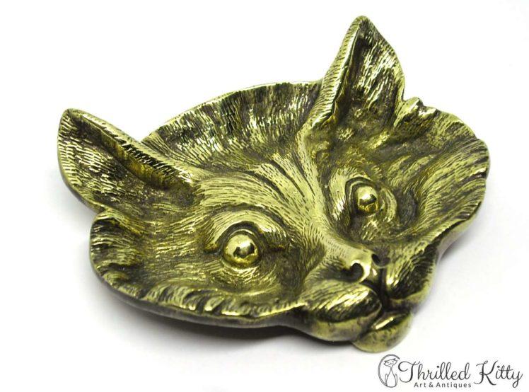 Temp-Figurative-Cat-Brass-Pin-Dish-5
