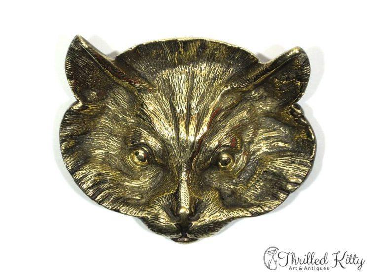 Temp-Figurative-Cat-Brass-Pin-Dish-6
