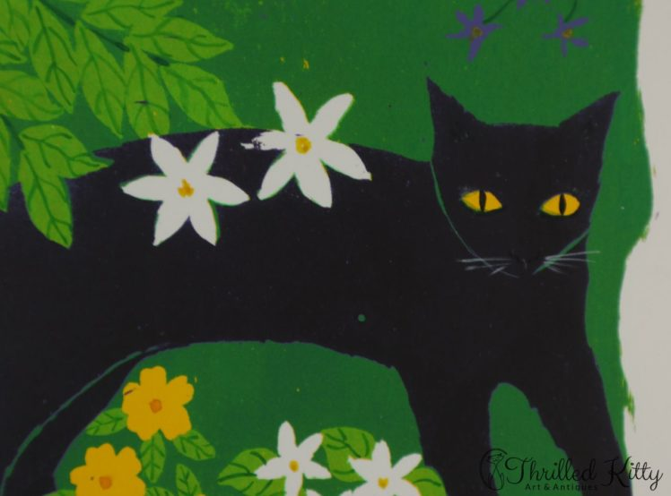 Black-Cat-1993-by-Jane-Zeuner-Silkscreen-5
