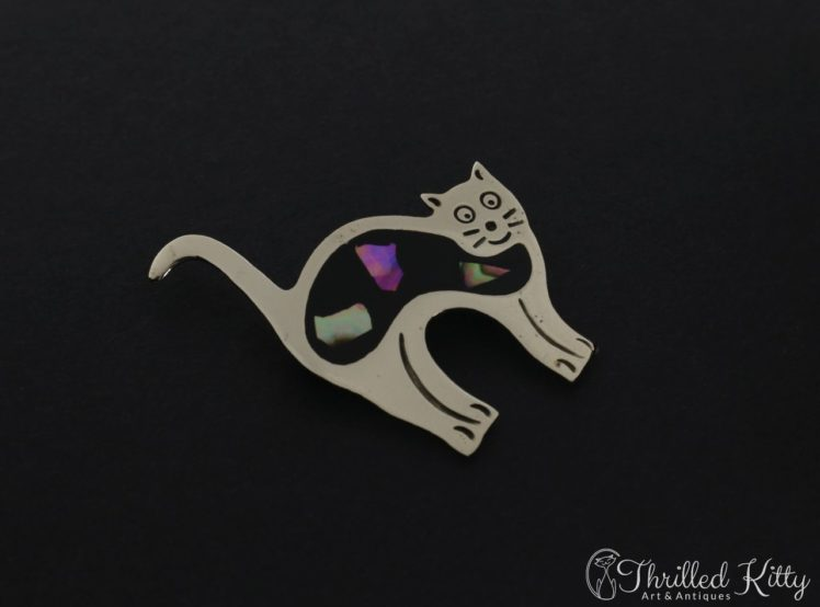 mexican-alpaca-abalone-cat-brooch-3