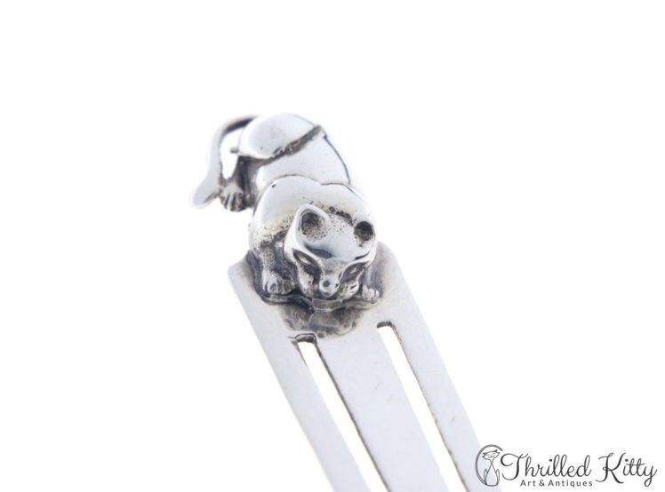 sleeping-cat-silver-bookmark-7