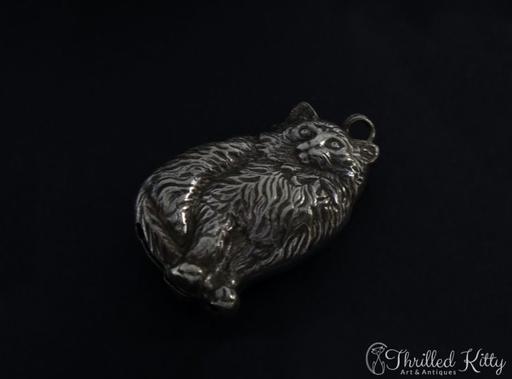 vintage-english-silverplate-cat-rattle-charm-3