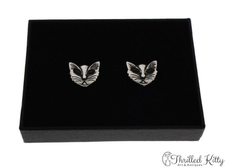 vintage-scandinavian-modernist-silver-cat-earrings-1