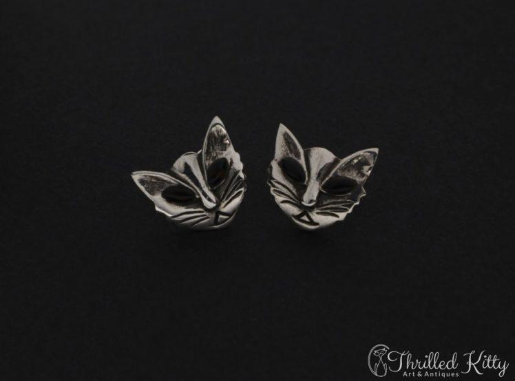 vintage-scandinavian-modernist-silver-cat-earrings-12