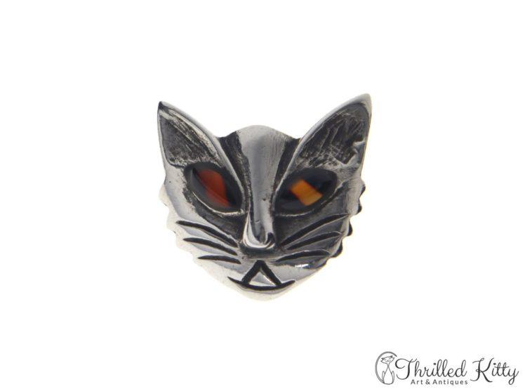vintage-scandinavian-modernist-silver-cat-earrings-7